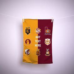Our BCFC tea towels are hand crafted here in the UK using 300gsm microfibre towelling, which is lighter and more absorbent than cotton towels.  These towels can be used to wipe up spills, dry up and make the perfect gift for any Bradford City fan.  Your microfibre tea towel will absorb water faster than conventional tea towels and air dries quickly.  At a generous size of approximately 50cm x 74cm and completed with a hand hemmed finish, they can be washed and used time and time again. Cotton Towels, Tea Towels, Bradford City, Lighter, Badge, Reusable Tote Bags, Fan, Retro, Water
