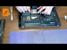 HP Probook 4540s - Профилактика - Драбер Сервис 2016
