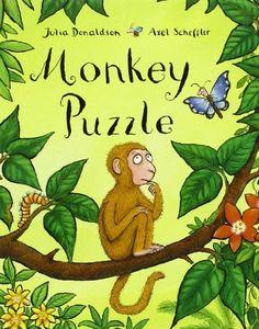 Monkey Puzzle: Amazon.co.uk: Julia Donaldson, Axel Scheffler: Books