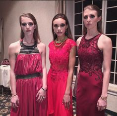 The lovely models of CVLT Global at the Red Fashion Show in Kansas City - Jewelry by TIVOL