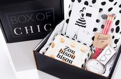 For Interior Design Enthusiasts: Box of Chic: http://www.stylemepretty.com/living/2015/09/22/subscription-boxes-for-every-aspect-of-your-life/
