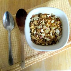 Oatgasm: Baked Squash Oatmeal (Vegan)