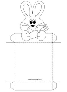 1 million+ Stunning Free Images to Use Anywhere Easter Projects, Bunny Crafts, Easter Crafts For Kids, Preschool Crafts, Easter Templates, Easter Printables, Animal Crafts For Kids, Art For Kids, Easter Photo Frames