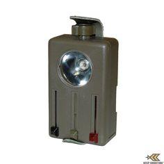 Swedish Army Signal Lamp//Flashlight New Old Stock In Box