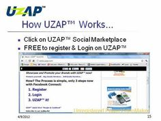 About UZAP 2.0 Social Marketplace