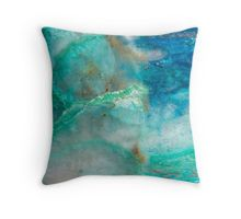 Quantum Quattro Throw Pillow by lightningseeds® for crystalapertures.rocks.