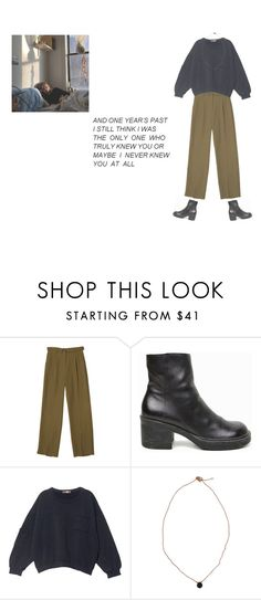"""""""I NEVER KNEW YOU AT ALL"""" by marie-sophy ❤ liked on Polyvore featuring StyleNanda and MSGM"""