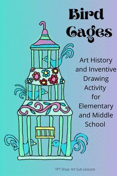 First Grade Art, 7th Grade Art, Third Grade, 3rd Grade Art Lesson, Fourth Grade, Art Lessons For Kids, Art Lessons Elementary, Easy Art Projects, Art Education Projects
