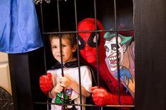 Joshua's Spiderman Party  Photo By Michelle Guzman