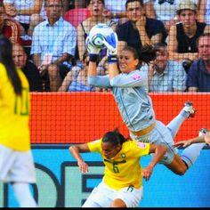 Hope Solo...always been my inspiration.