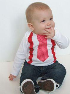 Valentine's day wear for little man