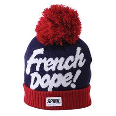 #spmk #spacemonkeys #frenchdope #beannie