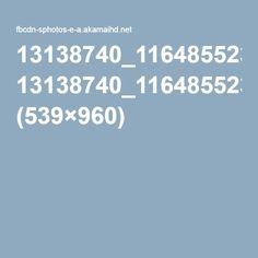 13138740_1164855233527121_6064640053345513879_n.jpg (539×960)