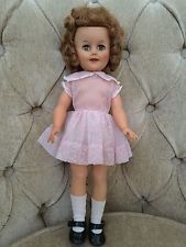 Vintage Ideal Shirley Temple Doll 15 inch 1950's