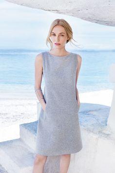 888a60765b8 Платье приталенного силуэта - выкройка № 108 В из журнала 9 2015 Burda –  выкройки платьев на
