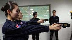 Korean Air used electric stun gun on five passengers