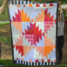 remember your karma: a transition quilt