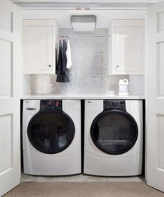 Wonderful Basement Laundry Room Remodel Ideas 05