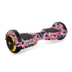 HOVSTR i1 USA/Gold Self Balance Scooter, Hoverboard, Self Balance Wheel, Self Balance Board, Hover, USA Flag