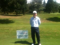 Sponsored a hole and played in Lane County Republican Party's Annual Golf Tournament