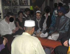 First Muslim gay wedding in France