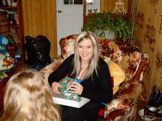 In honor of #ThrowbackThursday, I thought I would post an old photo of myself! I look at this photo from Christmas at my grandparents house a few years back, and it amazes me how different things a...