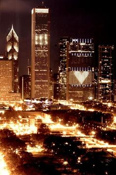 City Days, City Nights - Chicago photography by Gary Taylor