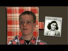 Canonclip 39: Anne Frank (Groep 5 en 6) Invalshoek animatiefilm: Het dagboek van Anne Frank speelde een belangrijke rol in haar leven. Invalshoek gesprekken ...