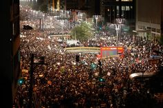 Protestos se espalham pelo Brasil - Fotos - UOL Notícias