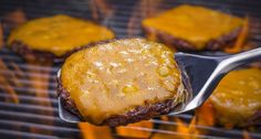 Cookout pool party and bonfire season is almost here. So get ready to add this easy but mouth watering venison burger recipe to your cookbook. The post This Venison Burger Recipe Will Make Your Mouth Water appeared first on Recipes. Deer Burger Recipes, Deer Recipes, Game Recipes, Deer Meat Recipes Ground, Burger Food, Recipies, Ground Venison Recipes, Egg Burger, Tasty Burger