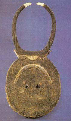 mascara baule Costa de Marfil Galeria Nacional de Camberra Australia 152
