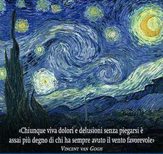#citazioni #vincentvangogh   VincenzoKenzoAndolfi 