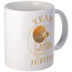 Jupiter Ascending Mug #JupiterAscending Team Jupiter - Movie Feb 6 lots of designs teams #JupiterJones -see all the products here - http://www.cafepress.com/dd/90269101
