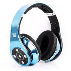 Bluedio R+ Legend Verson Bluetooth Headphones Supports NFC Bluetooth4.0 Revolutionary 8 Tracks 8 Driver Units Deep bass effect wireless Headphones On-Ear Headphones Retail-Gift Packaging: Electronics http://www.amazon.com/dp/B00H1XKC1Q?psc=1