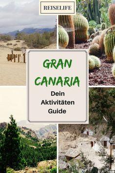 A perfect week in Gran Canaria! - ↠REISELIFE↞ - Gran Canaria – all tips for your trip! Travel Through Europe, Travel Around The World, Travel Europe, Travel Route, Travel Usa, Parfait, Grand Canaria, Cancun Mexico Resorts, Koh Lanta Thailand