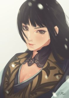 Final Fantasy XV Gentiana I finally watched the full game of Final Fantasy XV on youtube! Because I can't afford to buy a PS4 haha! It was awesome! I really like the game, and I think I got weaknes...