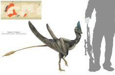 The Neanean Dragon by Hyrotrioskjan