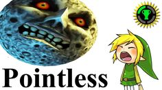 Game Theory: Is Link's Quest in Majora's Mask Pointless? (+playlist)