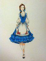 Art crush- Justin McTwisp, costume designer. Love his stuff!
