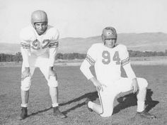 Boise State football over the years | Idaho Statesman, 1950s.