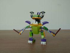 LEGO MIXELS TAPSY GURGGLE MIX or MURP ? Instructions Lego 41561 Lego 41549