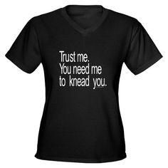 Lol, love this... massage therapy t-shirt :)