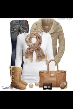 Outfit #2  Neutral Fall