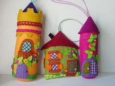 felt houses.  casacolor3