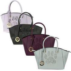Pawsitively Beautiful Handbag