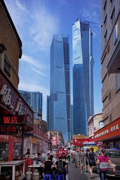The World's 6 Tallest Skyscrapers Set for Completion in 2016 Photos | Architectural Digest