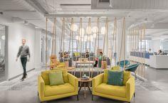 Microsoft's Mid-Market Offices - San Francisco - Office Snapshots