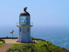 Farol Cape Reinga Nova Zelândia