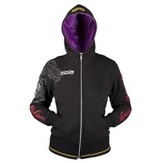 Killer Queen™Armored Hoody| Speed and Strength - Authentic American 2014