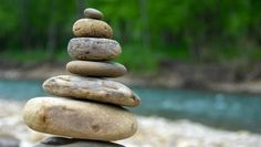 Randi: The 7 stones of simpler living: a few ideas toward a lighter, healthier, more sustainable life.